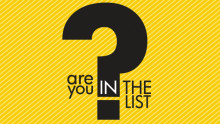 Crowd-sourcing competencies: Preview of Are You In The List?