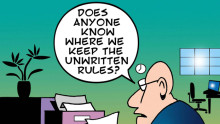 The policy paralysis: No info on HR policies
