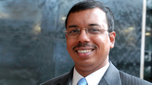 Learn to talk business to the CEO: K. Ramkumar