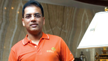 Online technology critical to developing leadership role: Karthik K.S.