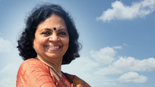 Take charge of your goal: Dr Reena Ramachandran