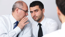18% employees engage in office politics for fear of being victimised