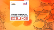 How does HR drive excellence?