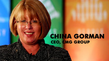 Power Stories of Power Women- China Gorman, CEO, CMG Group