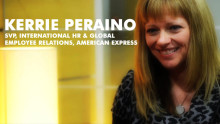 Power Stories of Power Women-Kerrie Peraino,SVP,Intl HR,AmEx