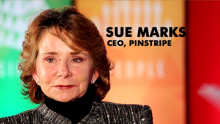 Power Stories of Power Women- Sue Marks, CEO, Pinstripe