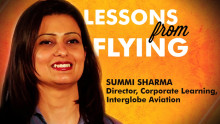 Lessons from Flying: Summi Sharma