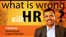 What is wrong with HR?