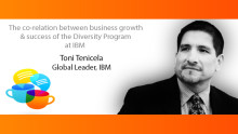 Interview with IBM's Global Leader Tony Tenicela