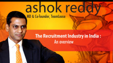 An overview of the Recruitment Industry in India