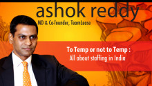 To Temp or not to Temp: All about Staffing in India