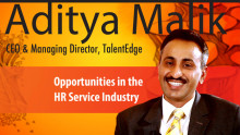 Opportunities and challenges in the HR Service Industry