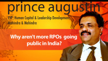 Why aren't more RPOs in India going public?