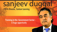 Training in the Government Sector: A huge opportunity