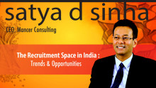 The Recruitment Space in India: Trends and Opportunities