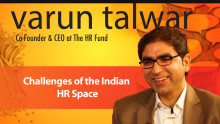 Challenges of the Indian HR space
