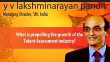 What is propelling the growth of the Talent Assessment industry?