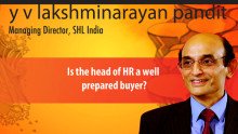 Is the Head of HR a well prepared buyer?