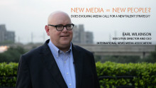 Does evolving media call for a new talent strategy?
