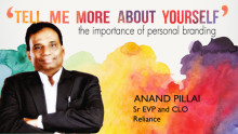 Tell me more about yourself- the importance of personal branding