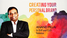 Creating Your Personal Brand by Anand Pillai