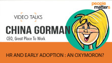 HR and early adoption: An oxymoron? By China Gorman