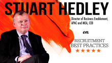 Recruitment Best Practices by Stuart Hedley, CEB