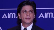 Shah Rukh Khan has a social escape!