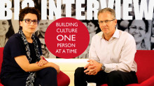 Building Culture One Person At A Time- Alan Herrick, CEO, Sapient