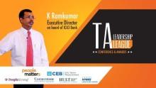 Recruitment is a logistics problem: K Ramkumar, ED HR, ICICI