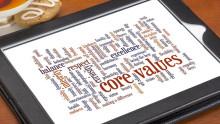 Value of values - make huge business sense