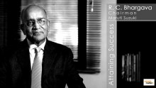 Maruti's Bhargava on how to attain long-term success