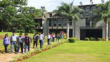 Rank 2: Indian Institute of Management, Bangalore