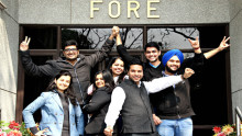 Rank 26: FORE School of Management, New Delhi