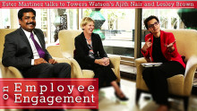 The evolution of employee engagement