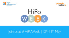 HiPo Week- 12th-16th May