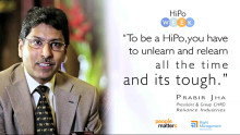 If you don't have a HiPo program, make one: RIL's Prabir Jha