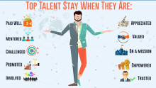 10 reasons why top talent stay with you