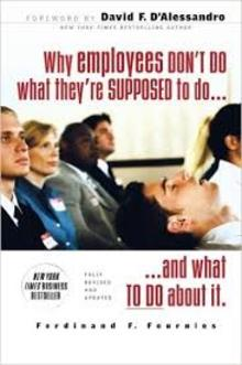 employees don't do