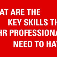 Video: Skills HR professionals must have