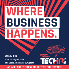 People Matters  TechHR India 2019 Conference & Exhibition