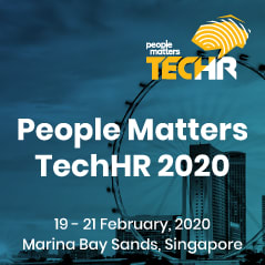 People Matters TechHR 2020, Singapore