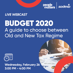 Budget 2020: A guide to choose between Old and New Tax Regime