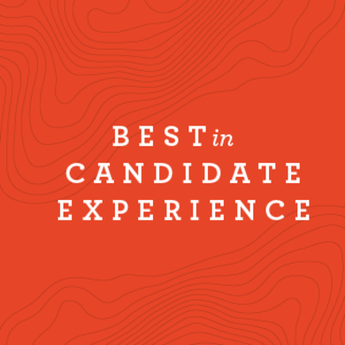 Best in Candidate Experience