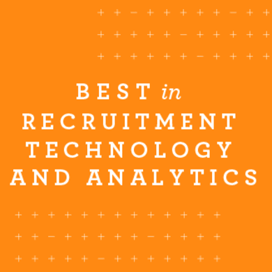 Best in Recruitment Technology and Analytics