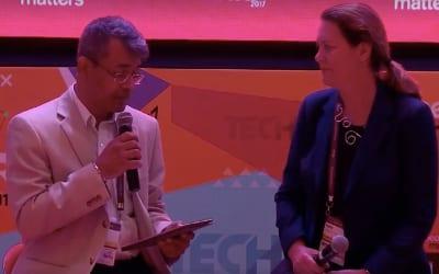 Talk Show - Kate Sweetman | People Matters TechHR 2017