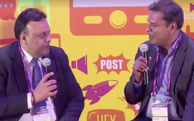 Talk Show - Arvind Gupta | People Matters TechHR 2017