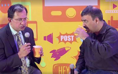 Talk Show - Suresh Narayanan | People Matters TechHR 2017