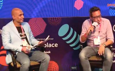 Talk Show: Calvin Lyngdoh, Senior Vice President HR, Delhivery in conversation with Ramesh Gopalkrishna, Market Development Lead, APAC, Facebook