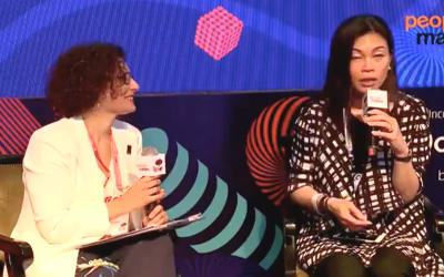 In conversation with Aileen Tan, Group CHRO, Singtel